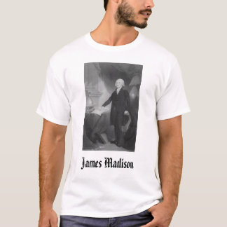 James Madison, James Madison T-Shirt