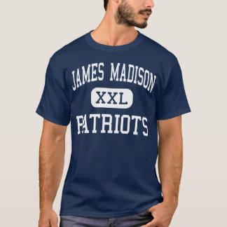 James Madison Patriots Middle Madisonville T-Shirt