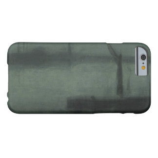 James McNeill Whistler - Nocturne- Blue and Silver Barely There iPhone 6 Case