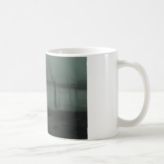James McNeill Whistler - Nocturne- Blue and Silver Coffee Mug