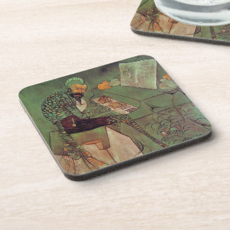 James McNeill Whistler- The Gold Scab Coaster