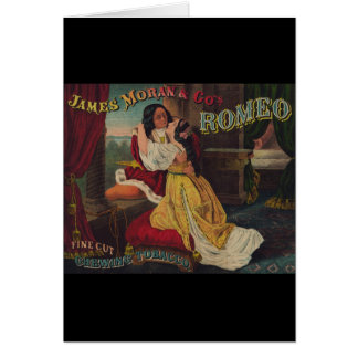 James Moran Co s Romeo Chewing Tobacco Cards