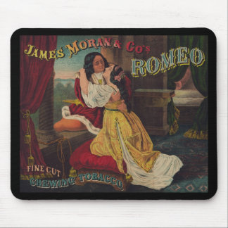 James Moran Co s Romeo Chewing Tobacco Mouse Pads