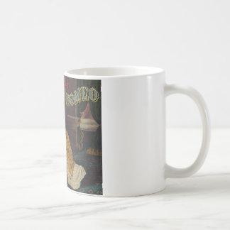 James Moran & Co's Romeo Chewing Tobacco Basic White Mug