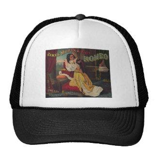James Moran & Co's Romeo Chewing Tobacco Trucker Hat