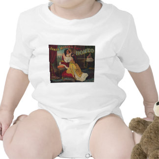 James Moran & Co's Romeo Chewing Tobacco Baby Creeper