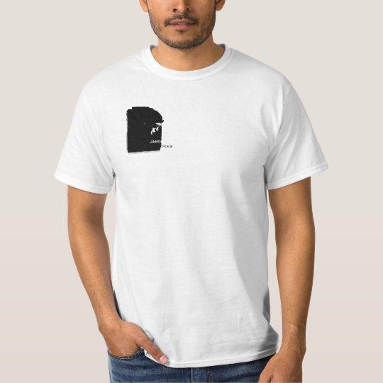 James Pesch White T T-Shirt