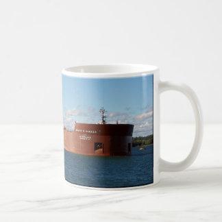 James R. Barker full  picture mug