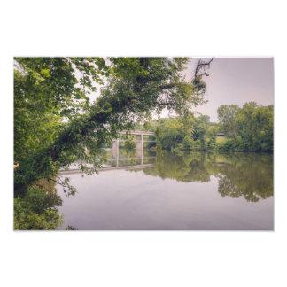 James River Photo Print