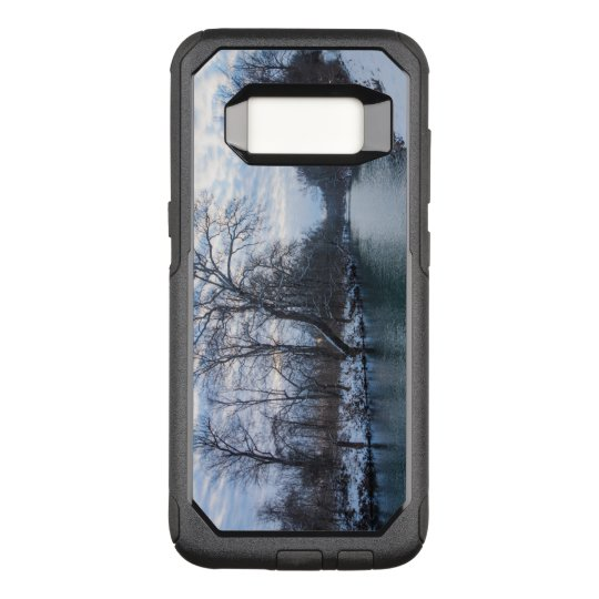 James River Winter OtterBox Commuter Samsung Galaxy S8 Case