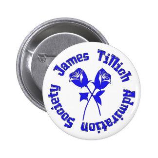 James Tillich Admiration Society Pins