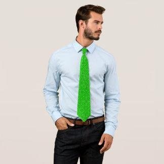 James Vintage Victorian Emerald Satin Foulard Tie