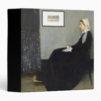 JAMES WHISTLER - Arrangement in grey and black Binder