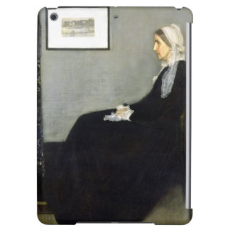 JAMES WHISTLER - Arrangement in grey and black iPad Air Covers