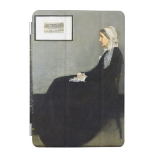 JAMES WHISTLER - Arrangement in grey and black iPad Mini Cover