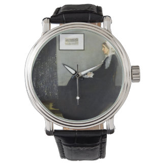 JAMES WHISTLER - Arrangement in grey and black Watch