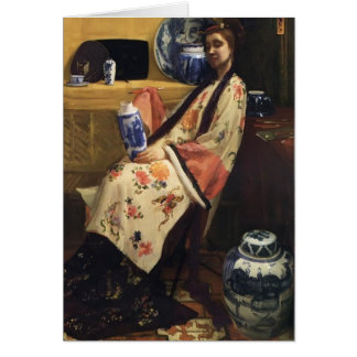 James Whistler-The Lang Leizen of the Six Marks Card
