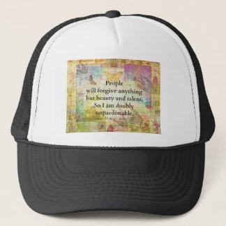 JamesMcNeillWhistlerWhimsical Confidence humourous Trucker Hat