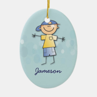 Jameson's room ceramic ornament