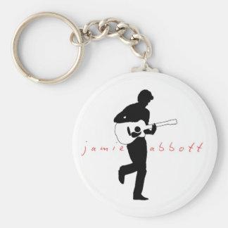 Jamie Abbott Classic Key Ring