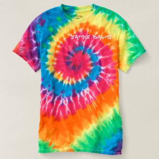 Jamie Davis female Tie-Dye T-Shirt