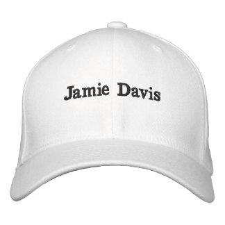 Jamie Davis hat