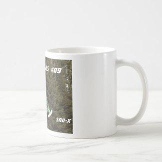 JAMIE PUKAS  #09, SNO-X COFFEE MUG