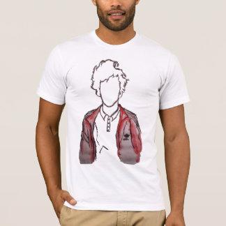 Jamie T Painted Silouhette T-Shirt