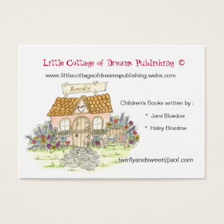 Jami's Cottage Cards