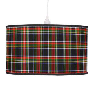 Jamison Scottish Tartan Pendant Lamp