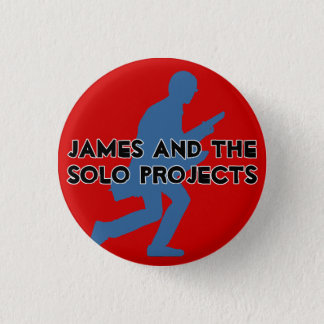 Jammer-Man Band Pin