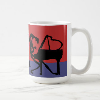 Jammin Jazz Session Coffee Mug