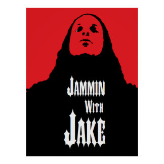 JAMMIN WITH JAKE Poster