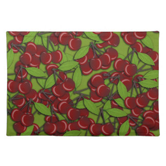 Jammy Cherry pattern Placemat