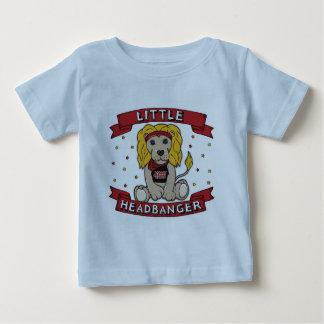 """Jammy Jams - """"Little Headbanger"""" Baby T-Shirt"""