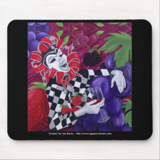 Jammy Mousepad