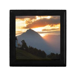 Jamnik church Sunrise Gift Box