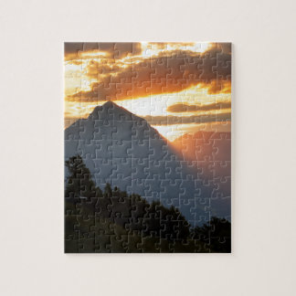 Jamnik church Sunrise Jigsaw Puzzle