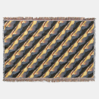 Jamnik church Sunrise Throw Blanket