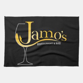 Jamo's Restaurant and Bar Kitchen Towel