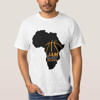 JamQuest Hoops Africa T-Shirt