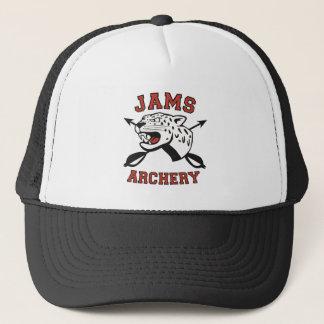 JAMS Archery Logo Trucker Hat