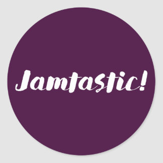 Jamtastic! Fig stickers