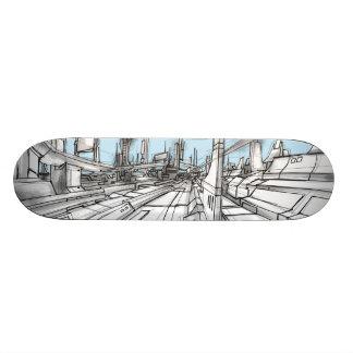 Jamz-City9000 Skate Deck