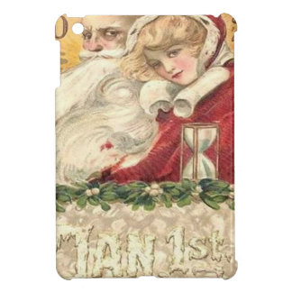 Jan 1st Old Father Time New Year Case For The iPad Mini