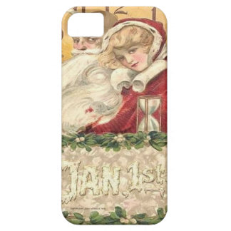 Jan 1st Old Father Time New Year Case For The iPhone 5