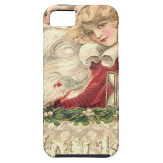 Jan 1st Old Father Time New Year iPhone 5 Cases