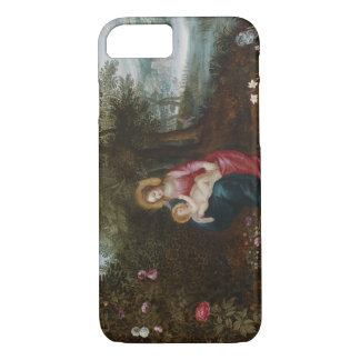 Jan Brueghel the Younger - The Rest on The Flight iPhone 7 Case