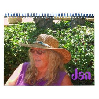 Jan Calendars