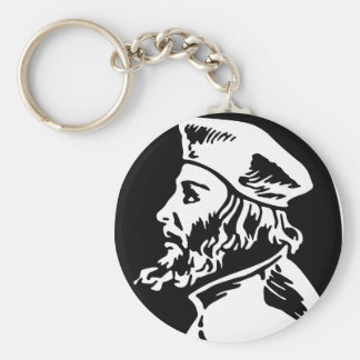 Jan Hus Keychain